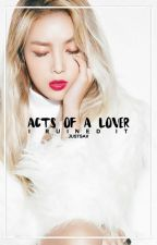 Acts of a Lover ➵ Chris Evans [1] by JustSav