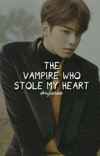 The Vampire Who Stole My Heart | Astro Eunwoo Fanfic by ohmyeunwoo