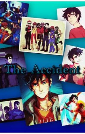 Accident (Young Justice and Percy Jackson) by SMR_1114