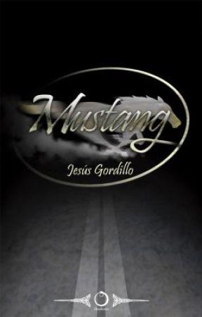 MUSTANG de  Jesús Gordillo by IniciativaMercurio