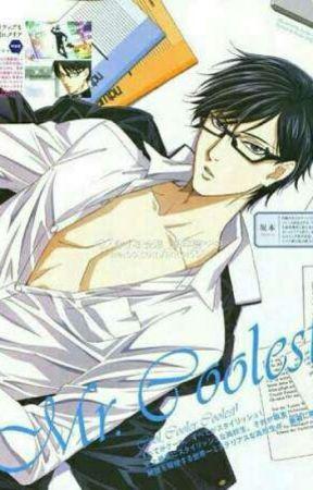 Mr.Coolest (Sakamoto X READER!) by Hikari1805
