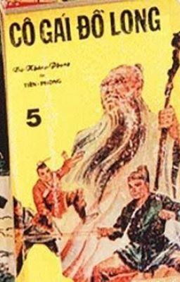 Đọc truyện Cô Gái Đồ Long - Bản dịch cũ 1966, NXB Trung Thành, VNCH
