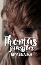 Thomas Sangster Imagines by limpingshanks
