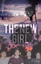 the new girl :: 5sos by xnnxlese