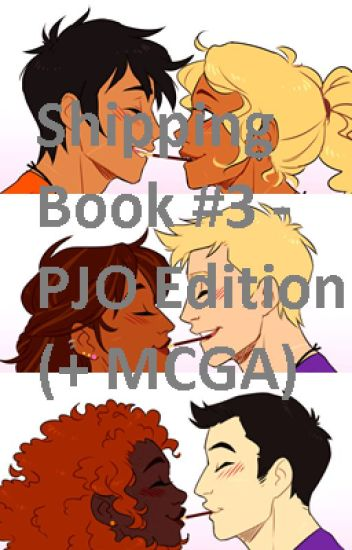 Shipping Book #3 - Percy Jackson Edition (Plus Magnus Chase)