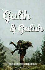 Galih & Galuh by deftrbl