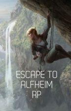 Escape to Alfheim RP by TashaDeclawed