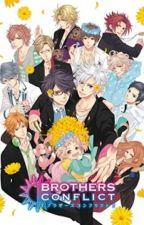 Brothers Conflict x Reader by ThePhantomhivez