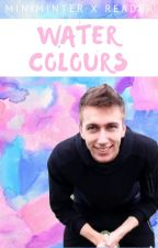 watercolours [miniminter x reader] DISCONTINUED by panicminter