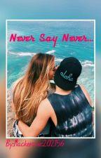 Never Say Never...[Martin Garrix Fanfic. Hun.] (SZÜNETEL) by Mackenziec202156