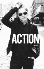 Action ✄ Evan Peters by SwagDaddyHemmings