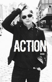 Action ✄ Evan Peters by SwagDaddyPeters