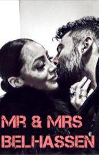 Mr & Mrs Belhassen  by xxLADY95xx
