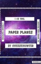 Paper Planes ( Frerard )  by cheesehunter