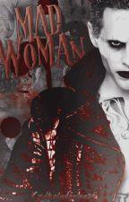 MadWoman  Joker by Czekoladowaa34