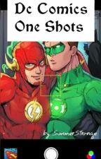 DC Comics One Shots. by SummerStrange