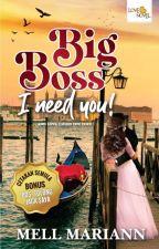 Big Boss, I Need You.  by M_mariann