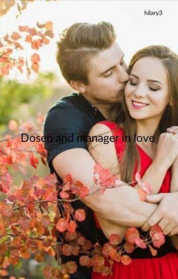 dosen&manager In Love