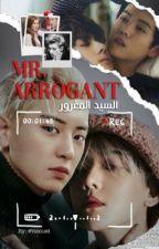 Mr. Arrogant! by nada190
