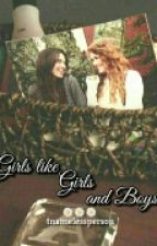 Girls love Girls and Boys//allydia by tnamelessperson