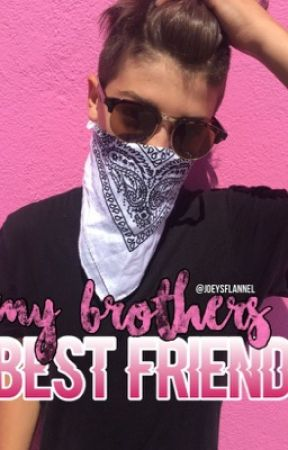 your brother's best friend // joey birlem  by joeysflannel