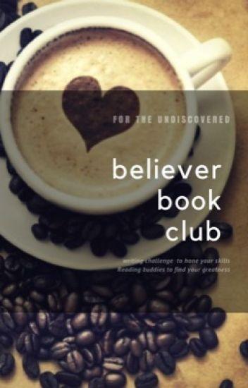 Believer Book Club [CLOSED]
