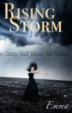 Rising Storm (Percy Jackson Fanfiction) by moomie2069