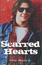 Scarred Hearts || John Bender of The Breakfast Club by deceivingeyes