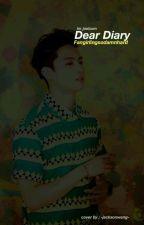 Dear Diary || Im Jaebum by FangirlingSoDamnHard