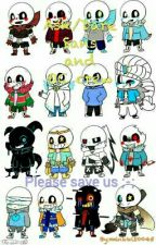 Ask Sans Crew And Oc Crew! by minkki20045