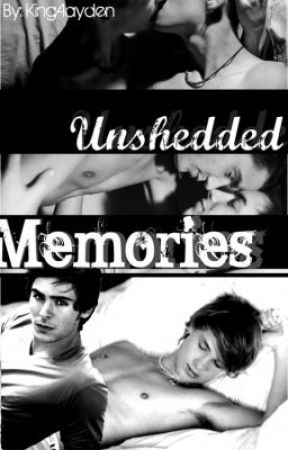Unshedded Memories [boyxboy] by YourMcLovin