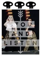 Stop And Listen(Jerrie Thirlwards) by TheGirlWithTheLaptop