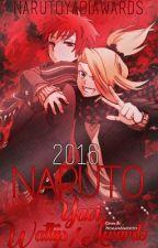 Naruto Yaoi Wattys/Awards 2016  by NarutoYaoiAwards