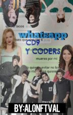 WhatsApp CD9 y Coders (Pausada) by alonftval