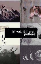 Jsi vážně frajer, Pottere. by QuennieGoldstein