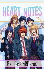 Heart Notes (Utapri)(ST☆RISHxOC) by SomberMystery