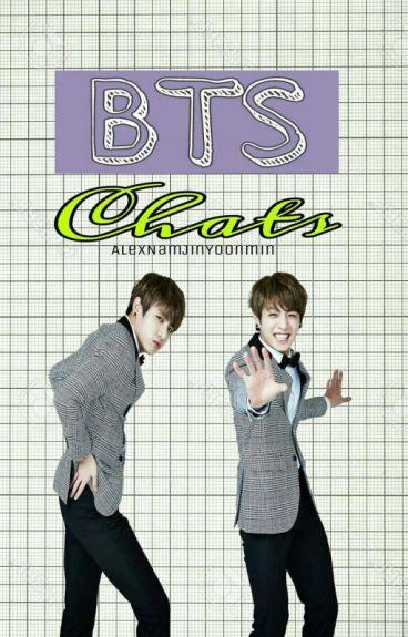 BTS CHATS ( •̀ᄇ• ́)ﻭ✧