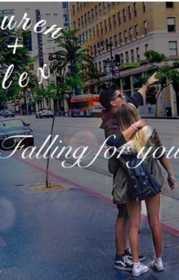 Falling for you; laurex fanfic