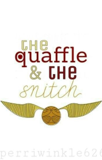 The Quaffle & The Snitch✔