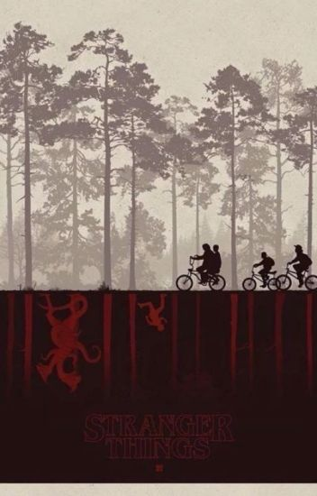 The Strangest Things are Us // a Stranger Things fanfiction