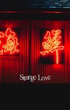 strange love | tysh by bluedodie