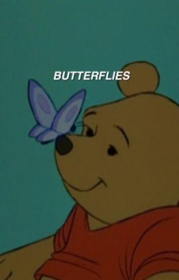 butterflies ↠ the 100 [social media au]