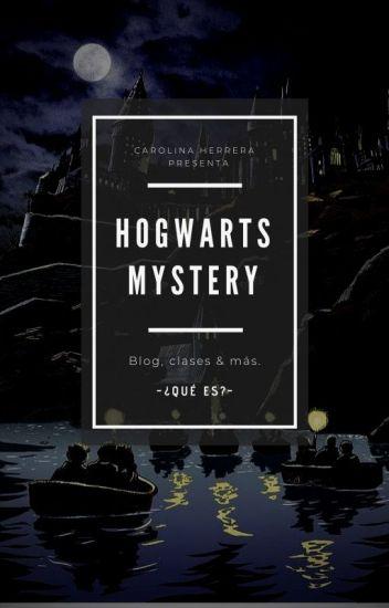 Editorial Hogwarts Mystery