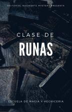 Clase de Runas by carhevibes