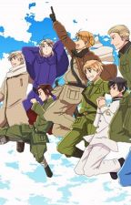 Hetalia x Male Reader Oneshots [Suggestions welcomed!] by KorosuAkuma413