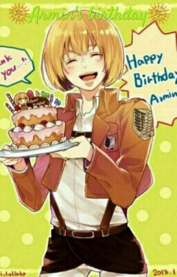 Armin's birthday