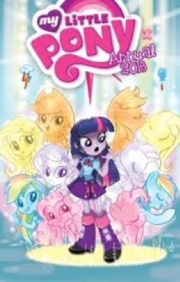 Equestria Girls and me (english version)