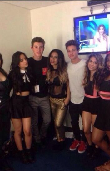 Fifth Harmony, Shawn Mendes and Cameron Dallas.