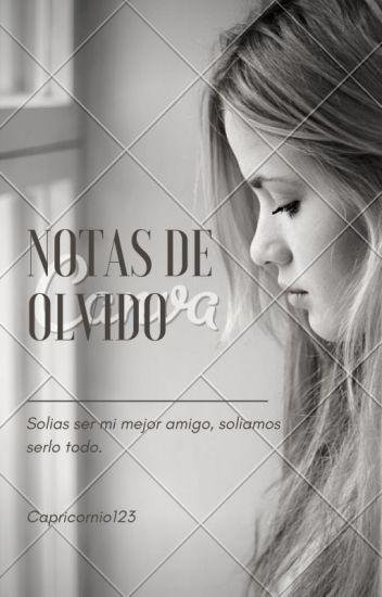 Notas Para El Olvido.