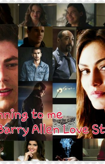 Running to Me (A Barry Allen Love Story)
